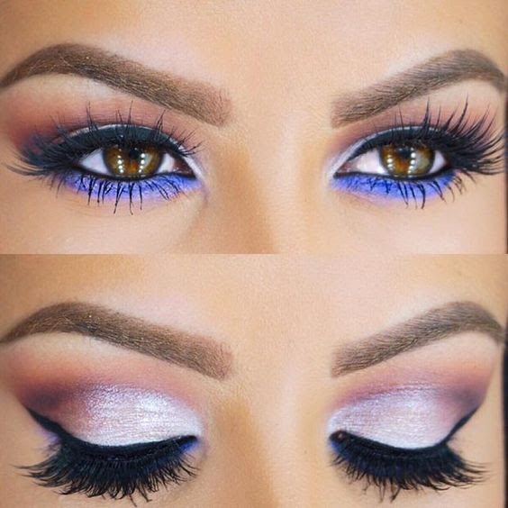 What color eyeliner for brown eyes do color