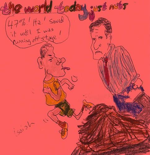 the cowardly debater
