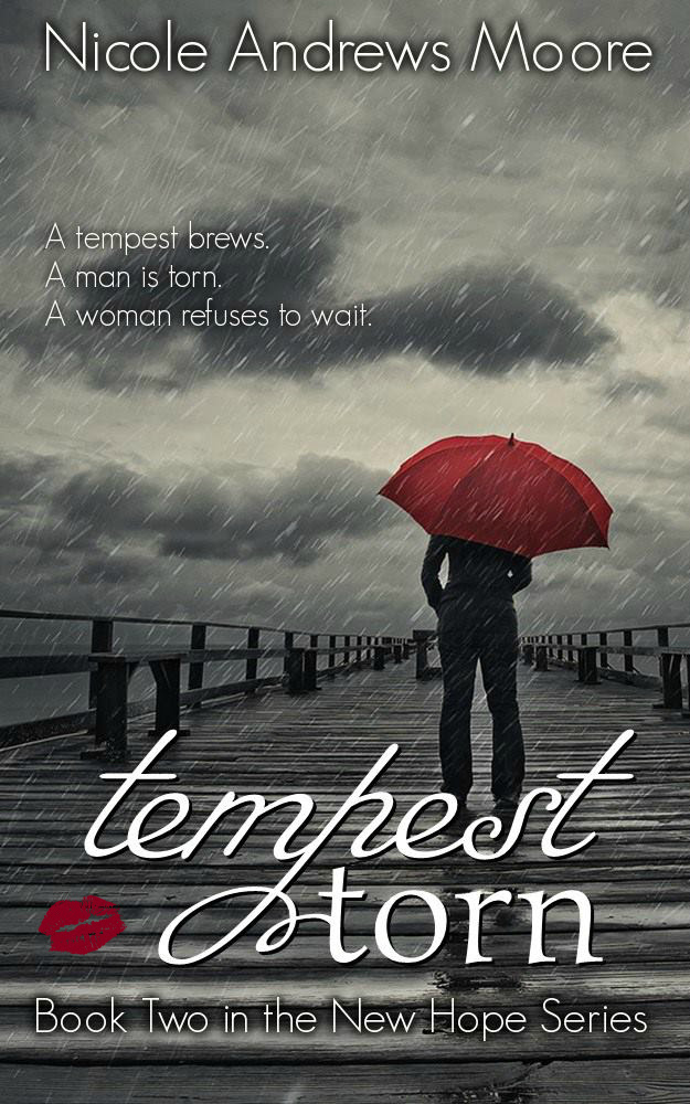 tempest torn love kissed cover branded