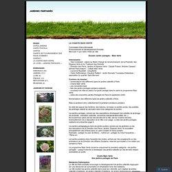 Programme Des Jardins Partags  Main Verte  Convention