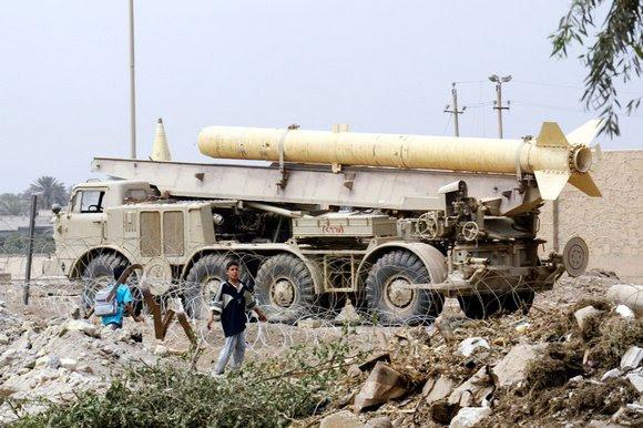 Scud από τον Άσαντ στη Συρία… αλήθεια ή προπαγάνδα;