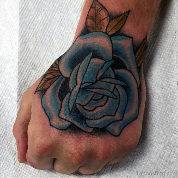 Money Flower Hand Tattoo Flowers Healthy
