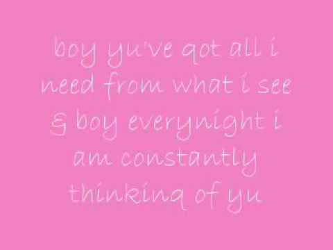 Inoj I Want To Be Your Lady Baby Lyrics Music Playlist