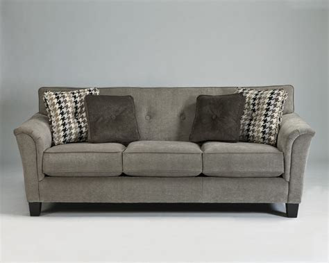 1070038 Ashley Furniture Denham Mercury Sofa   Charlotte Appliance, Inc.