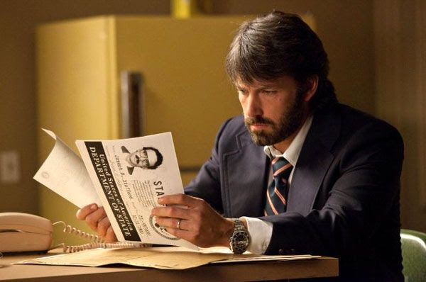 Ben Affleck plays CIA operative Tony Mendez in the 2013 Best Picture winner, ARGO.