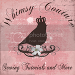 Whimsy Couture button