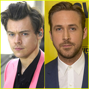 Harry Styles' Heart Rate Jumps at a Photo of Ryan Gosling - Watch Now!