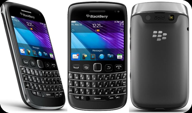 BlackBerry Bold 9790 handset