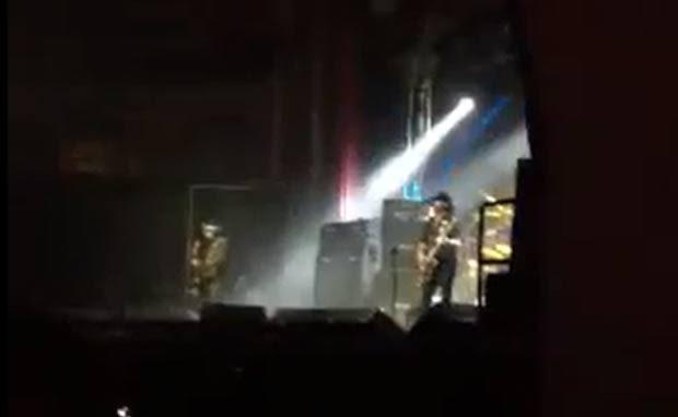Ato sexual teria ocorrido em show das bandas Megadeth e Motörhead em Chicago. (Foto: Reprodução)
