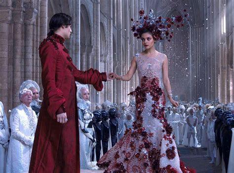 Mila Kunis Wears Three Different Wedding Dresses: See