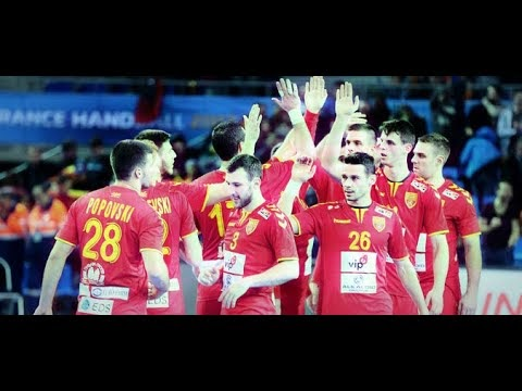 Macedonian Handball Team - EHF Euro 2016 [trailer]
