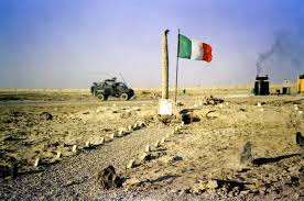 IRAQ ITALIA SI ALLERTA DOPO I PRIMI AIUTI UMANITARI