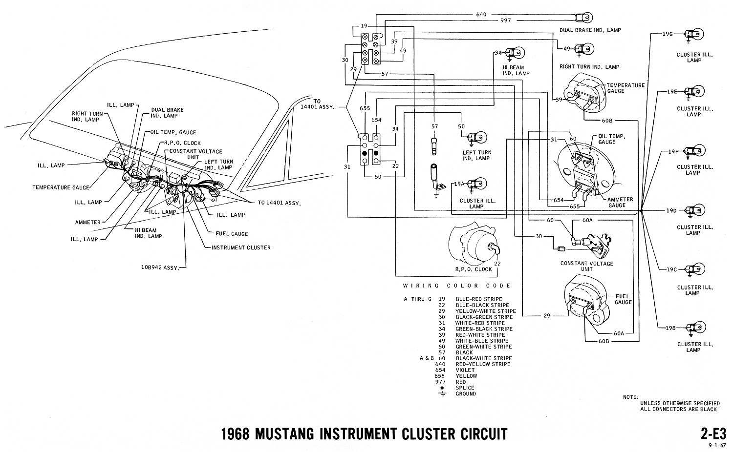 1968 Mustang Wiring Diagram Manual Wiring Diagram Ultimate1 Ultimate1 Musikami It