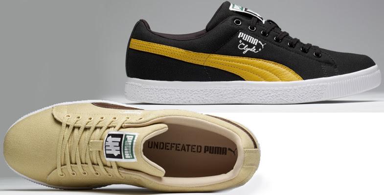 p21 Nuevas zapatillas de Puma x Undefeated
