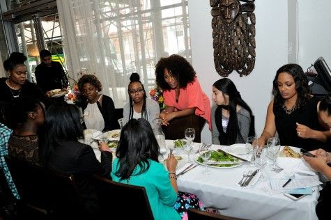 CURLS Girls Rule The World Luncheon Empowers Next Generation of Black Female Entrepreneurs