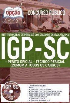 PERITO OFICIAL E TÉCNICO PERICIAL (COMUM A TODOS OS CARGOS)