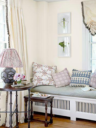 Cozy Corner Collected look