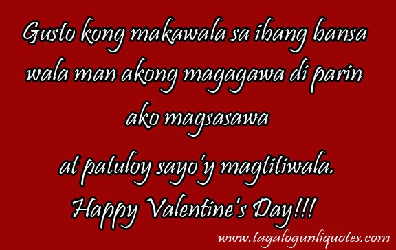 Relationships Tagalog Sad Quotes Collection Heavy Square