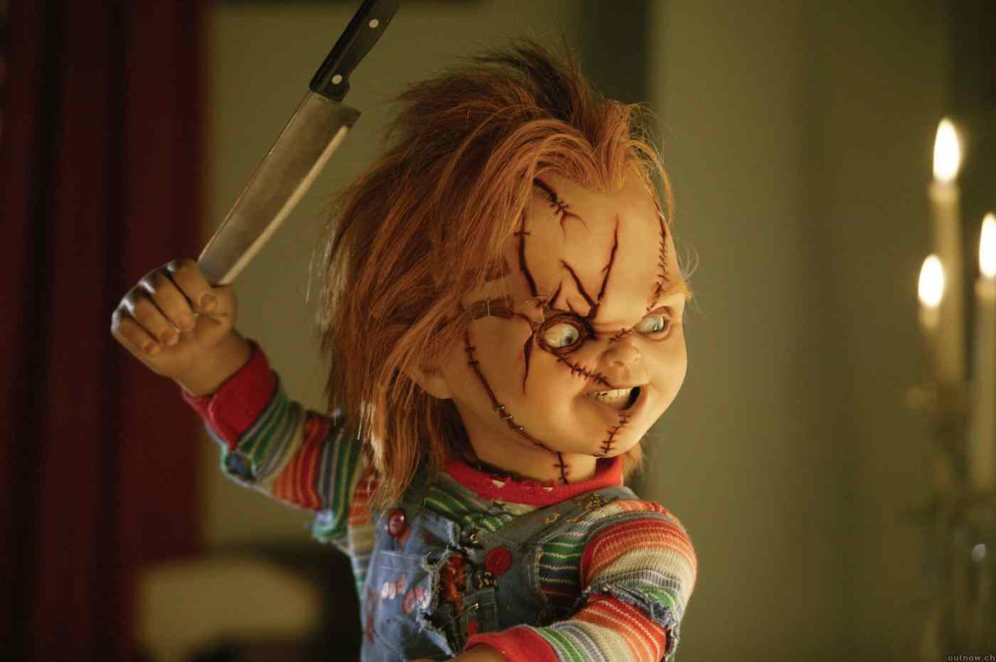 The Evolution Of The Chucky Doll Wicked Horror