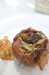 丸ごとたまねぎの詰め物オーブン焼き ポルチーニ, La Fermata, 新宿伊勢丹 イタリア展