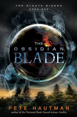 The Obsidian Blade (The Klaatu Diskos, #1)