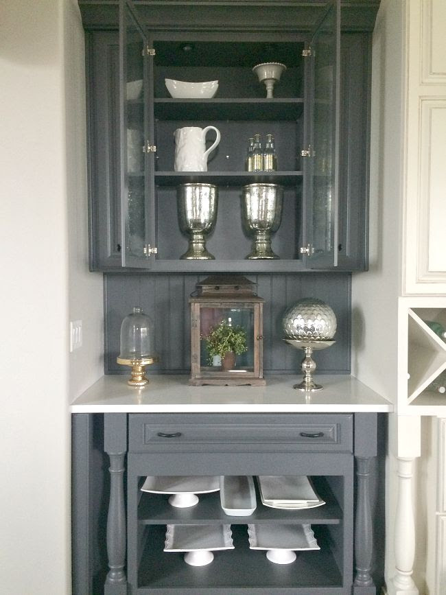 Kitchen Cabinet Face Lift - The House of Silver Lining