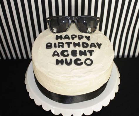 Secret Agents & Spys Birthday Party Ideas   Photo 8 of 11