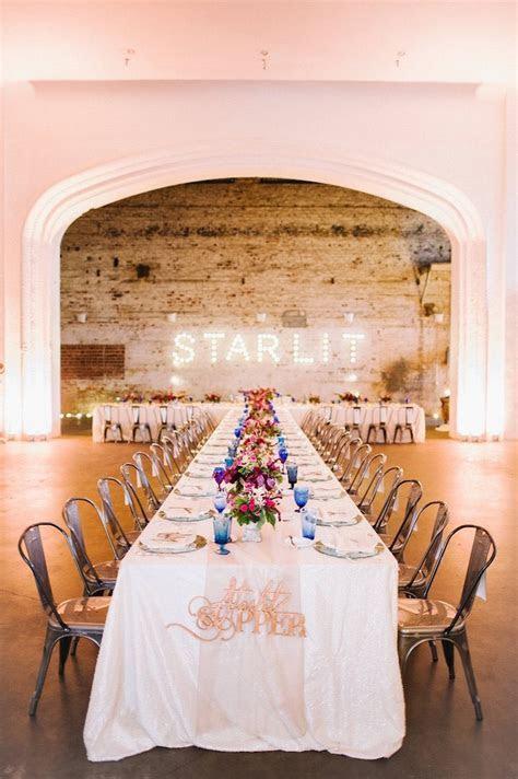 Colorfully Artsy Florida Wedding Inspiration   MODwedding