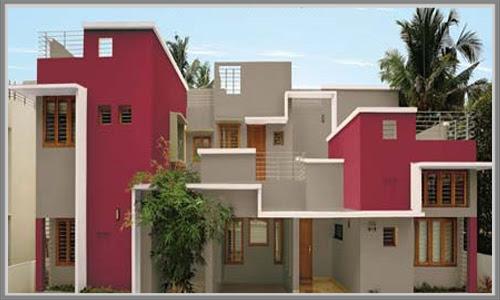 Ragu untuk memakai warna yang kontras seperti warna pink di rumah anda