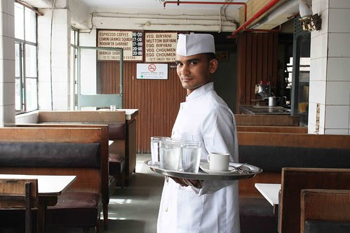 City Institution – Indian Coffee House, Baba Kharak Singh Marg