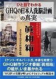 ひと目でわかる「GHQの日本人洗脳計画」の真実