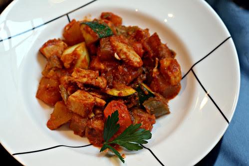 Chicken Ghiveci