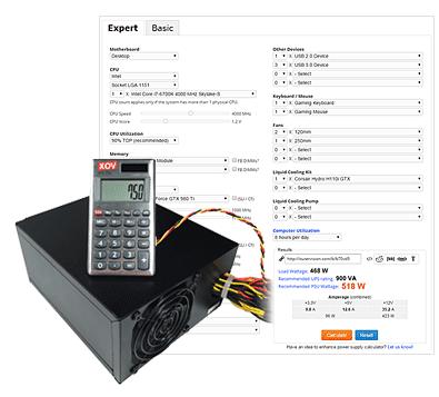 Power Supply Calculator - Circuit Diagram Images