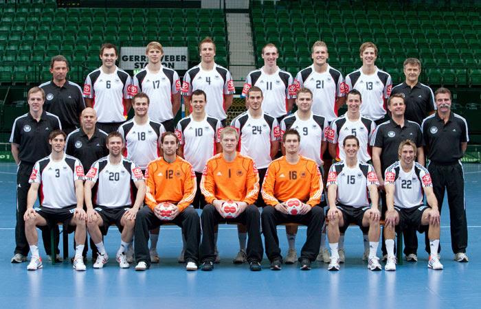 Der deutsche EM-Kader - Handball - Bildergalerie - kicker