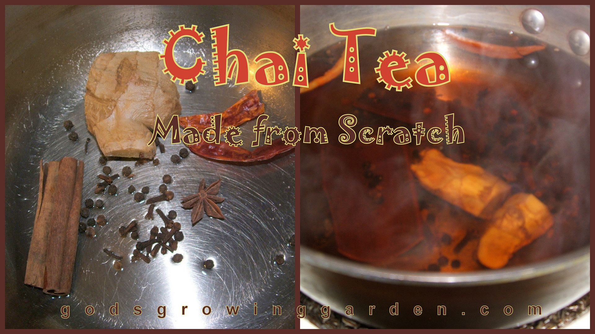 Chai Tea by Angie Ouellette-Tower for godsgrowinggarden.com photo 2014-10-02_zps276506c9.jpg