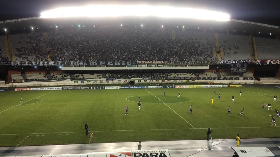 Resultado de imagem para Fortaleza é derrotado pelo Remo em estreia no Brasileiro Série C