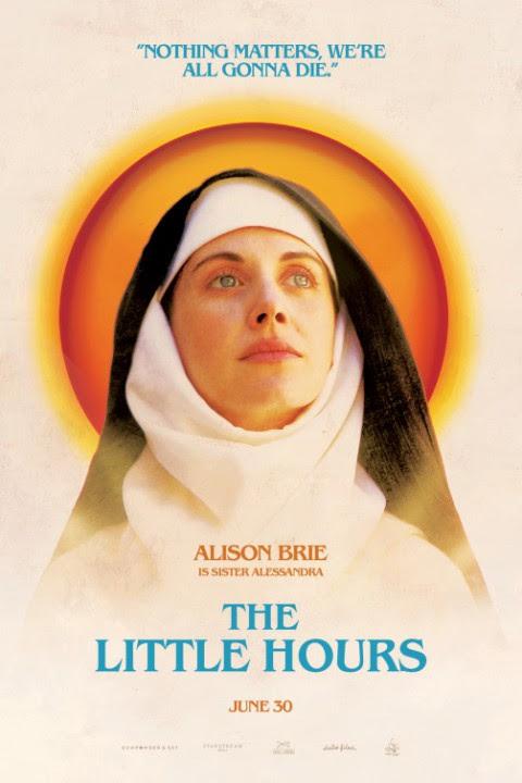 THE LITTLE HOURS: affiches pour les nonnes en folie sélectionnées à Neuchâtel