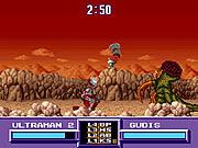 Jogar Ultraman - towards the future 1991 Jogos