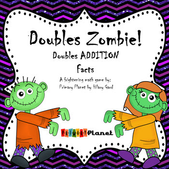 Doubles Zombie!  A frightening math game.