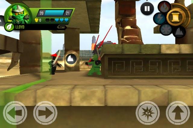 Ninjago Spiele Kostenlos Online