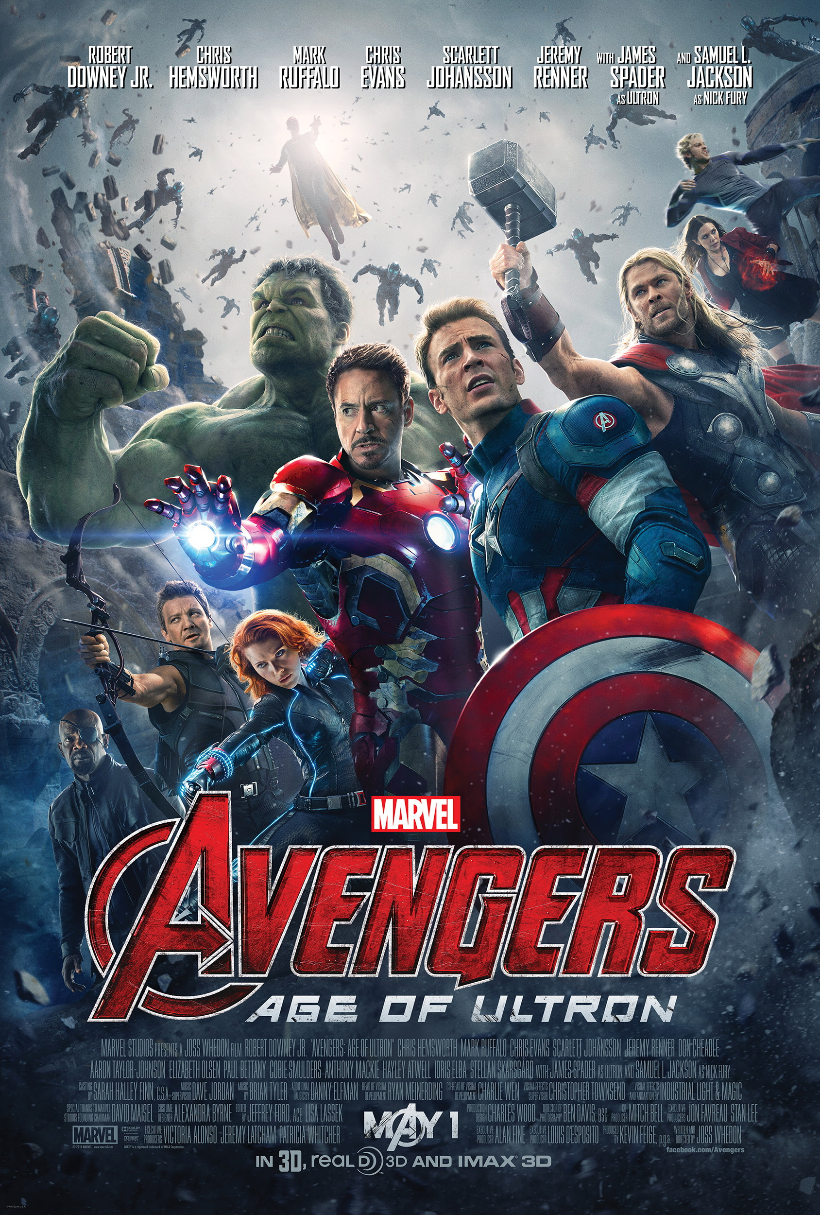 Avengers:Age of Ultron