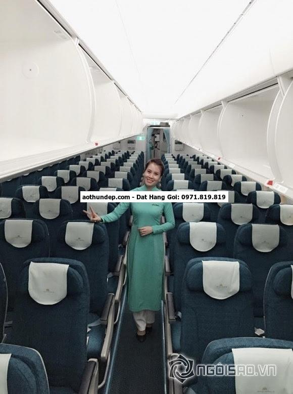 16 thg 7, 2015 - Bạn gái Thành Trung - Ngọc Hương vừa chia sẻ những hình ảnh mình xúng xính với đồng phục mới ,của Vietnam Air