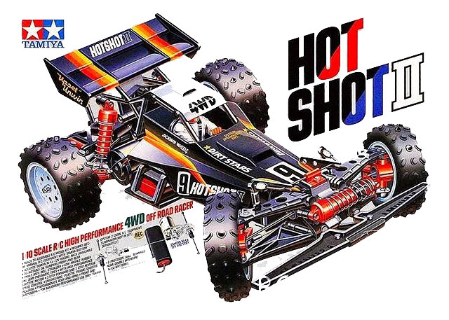Tamiya - Hot Shot II