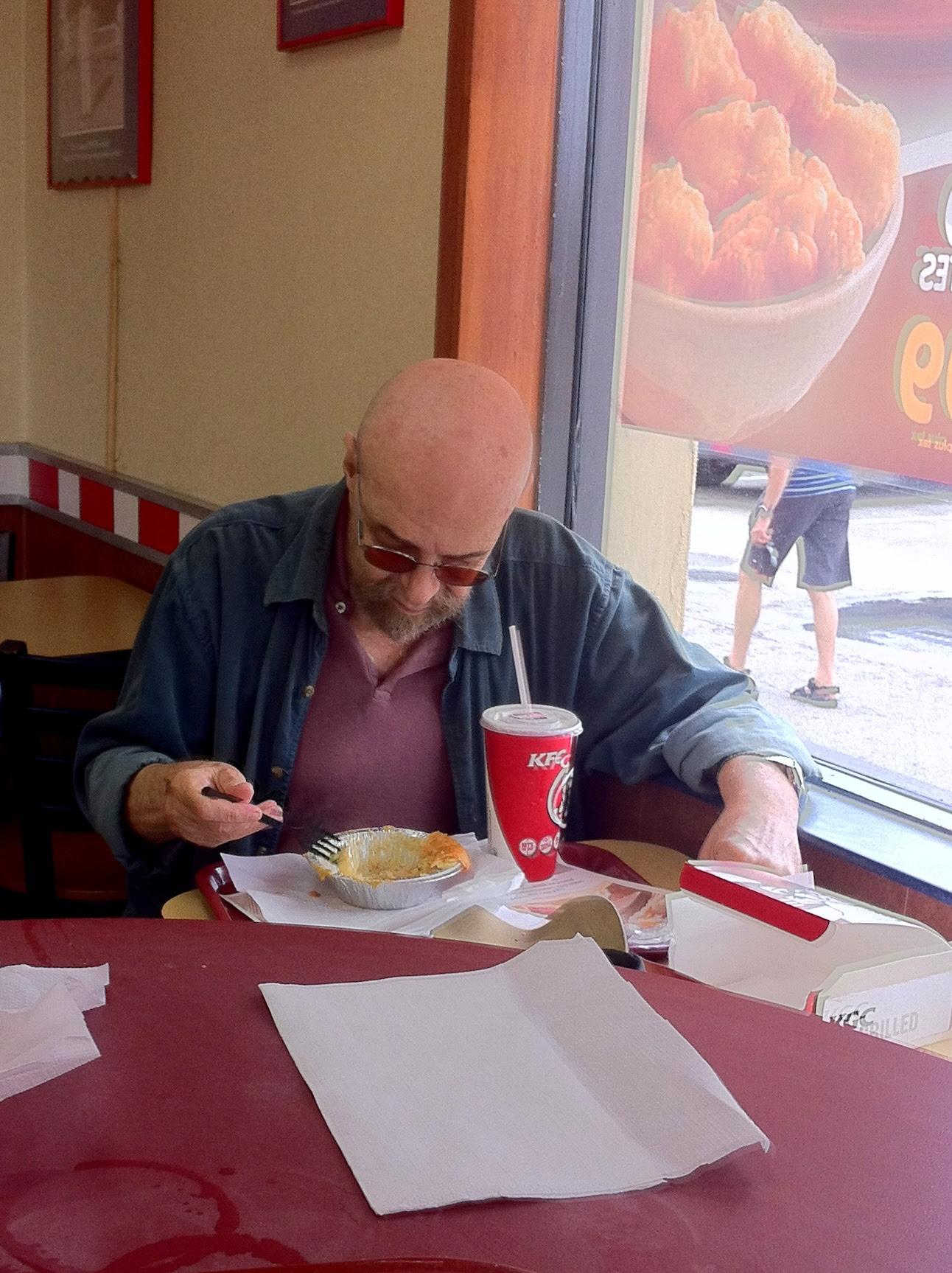 Lunch Alone