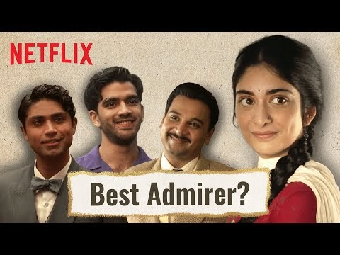 Who Will Win Lata's Heart? | Tanya Maniktala | A Suitable Boy | Netflix India