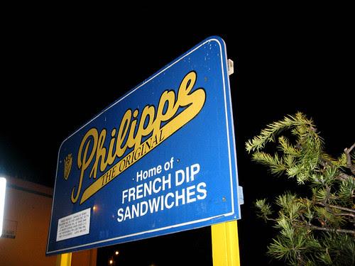 Dinner at Phillipe