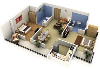 51 Gambar Desain Interior Rumah Sederhana HD Download Gratis