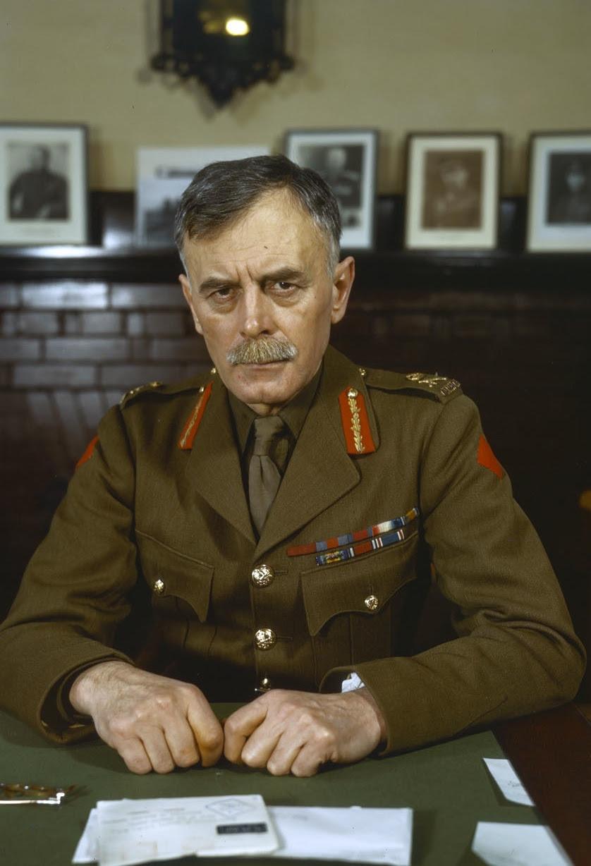 General Andrew George Latta McNaughton, February 25, 1887 – July 11, 1966