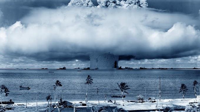 Vai que cola. Rádio dos EUA espalha boato de que China havia explodido uma bomba atômica