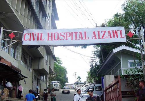 Mizoram-ah Damdawi In Fai Ber